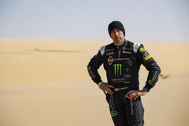 """Rally/Dakar.- Nani Roma: """"La clasificación no refleja el potencial del coche ni"""
