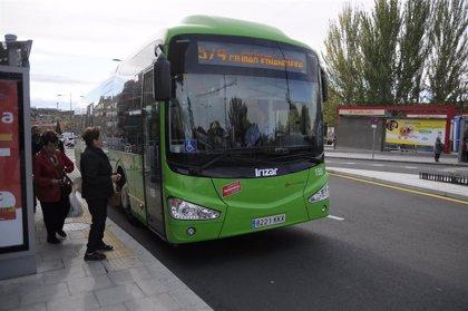 La Comunidad refuerza la oferta de autobuses interurbanos en los municipios afectados por las obras de la M-607