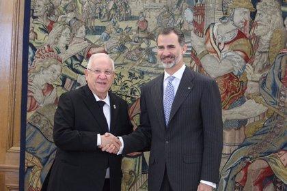 Felipe VI representará a España en el Foro Mundial del Holocausto en Jerusalén