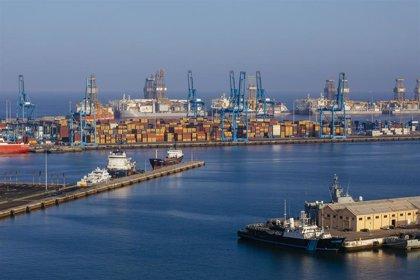 Puertos del Estado apoyará a Las Palmas para recuperar a MSC y alcanzar el millón de TEUs