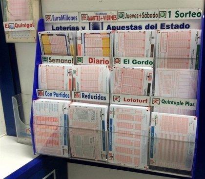Una mujer reclama en un juzgado de Palencia la mitad de un premio de un millón de euros