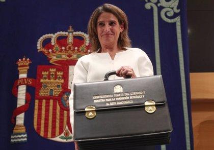 """Ribera ve """"criticables"""" los criterios para los fondos de Transición Justa y pide considerar los """"esfuerzos"""" realizados"""