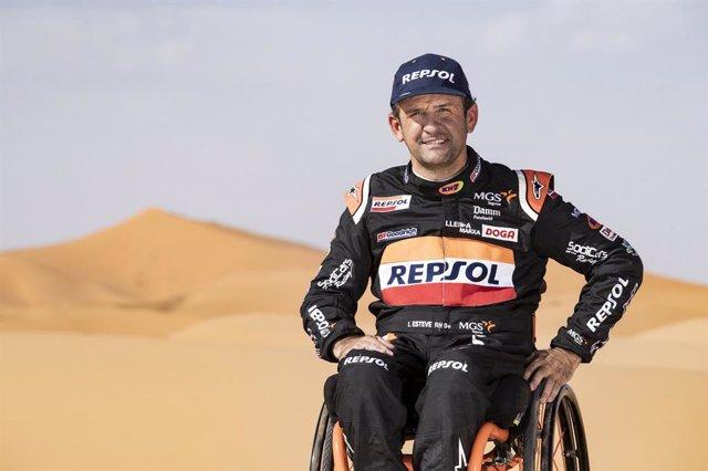 "Rally/Dakar.- Esteve: ""Fernando Alonso ha sido la gran sorpresa de este Dakar po"