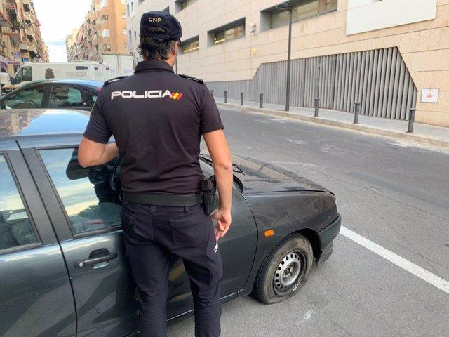 Policía Nacional, imagen de archivo.