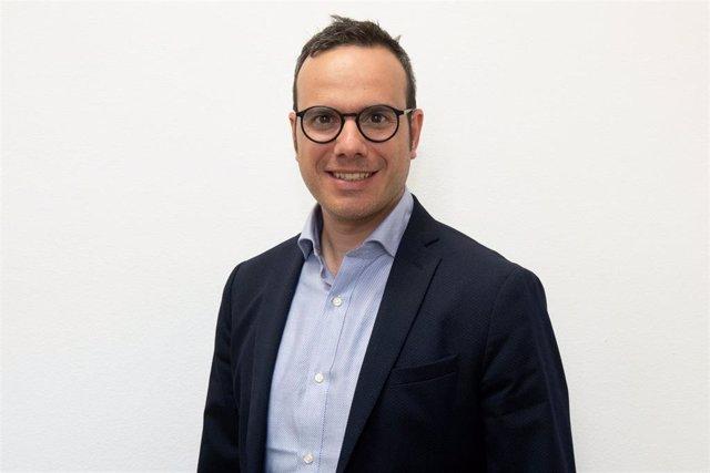 El concejal del PSOE de Santander, Néstor Serrano
