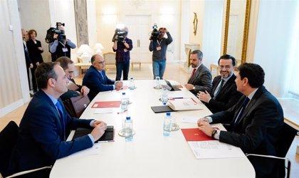 """La Región exige un modelo de financiación autonómica """"igualitario y justo"""" que garantice el Estado del Bienestar"""