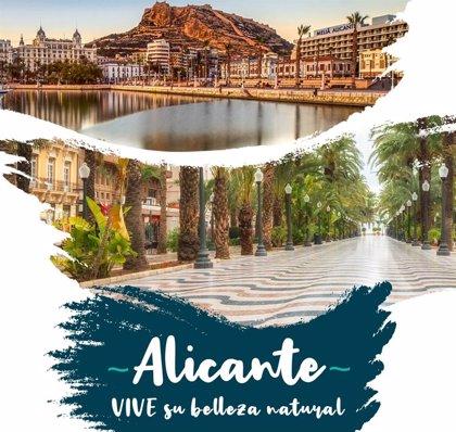 """Alicante propone en Fitur vivir su """"belleza natural"""""""