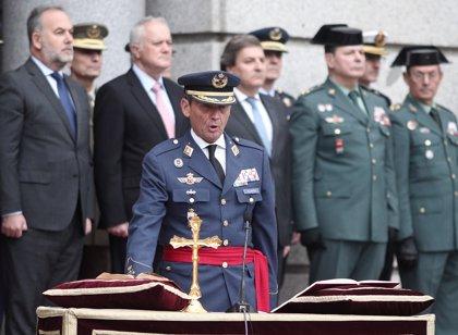El nuevo JEMAD recuerda en su toma de posesión la misión de las FFAA de defender la soberanía e integridad de España