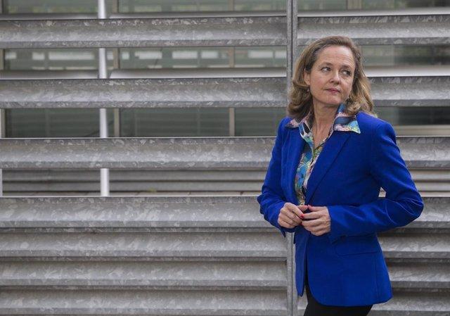 Economía.- Calviño trasladará al Eurogrupo el lunes el compromiso del nuevo Gobi