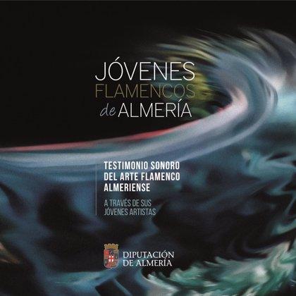 El disco 'Jóvenes flamencos de Almería' impulsado por Diputación se presenta el 20 de enero