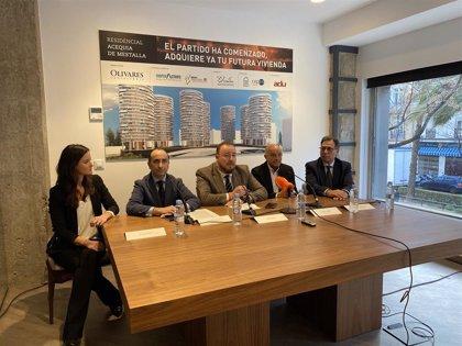 El proyecto residencial Acequia de Mestalla prevé tener 103 millones comprometidos en viviendas el 31 de enero