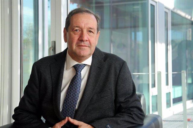 El investigador Miquel Quetglas Morey.