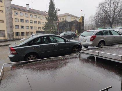 Protección Civil alerta por lluvia, nieve y vientos de hasta 120 km/h ante la llegada de 'Gloria'