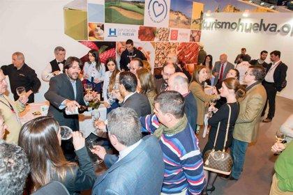 Vinos.- Más de 10.000 personas disfrutan en 2019 de la Ruta del Vino del Condado de Huelva