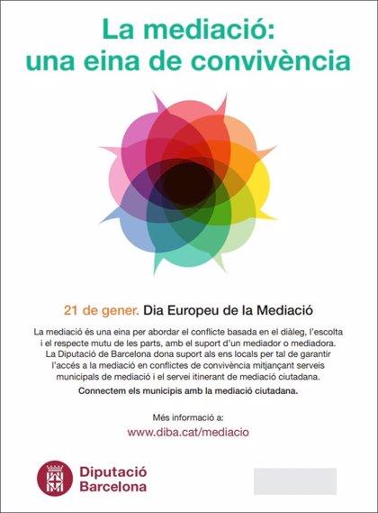 La Diputación de Barcelona facilita mediación ciudadana a más de 4 millones de personas