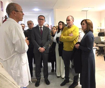 Pablo Fernández dice que la atención en los centros ante la incidencia de la gripe está siendo buena