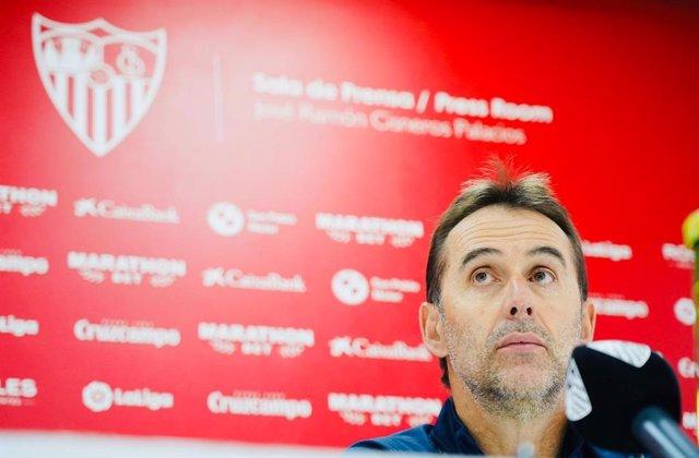 """Fútbol.- Lopetegui: """"En Madrid siempre he tenido cariño, no importa mi persona n"""
