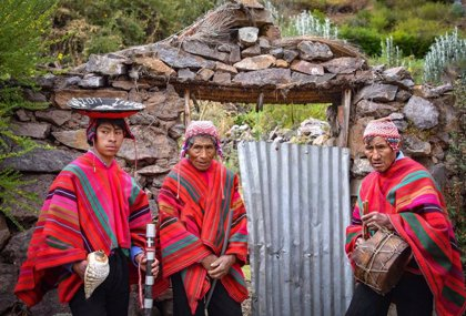 Codespa y Alaycatour impulsan la integración de las comunidades rurales del Valle Sagrado del Machu Picchu (Perú)