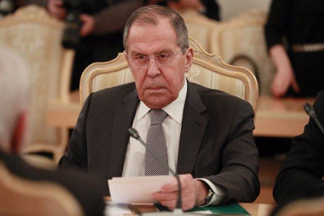 Irán.- Rusia dice que informes sobre la posible presencia de cazas de EEUU llevó