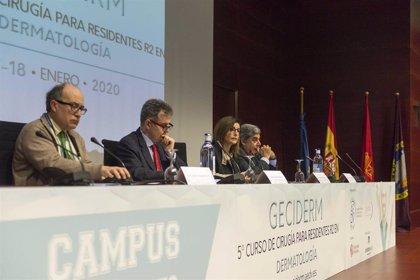 Un centenar de médicos residentes de España y Portugal participan en la 5ª edición del Curso de Cirugía Dermatológica