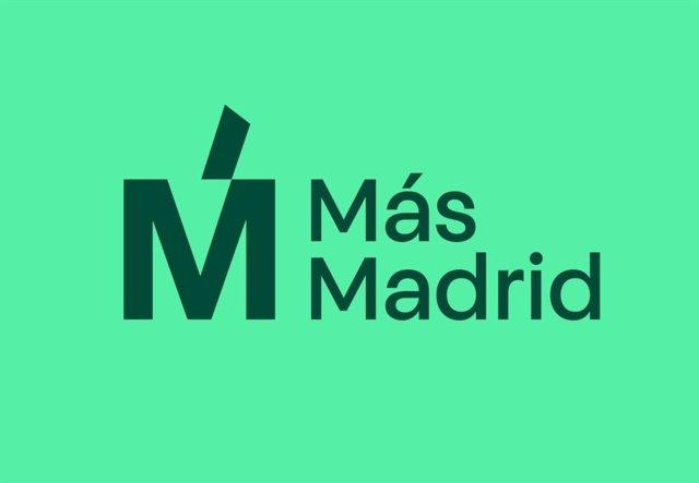 Logo de Más Madrid