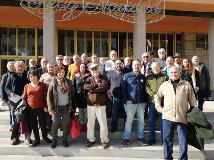 El Movimiento Andaluz en Defensa de las Pensiones Públicas planifica en Córdoba sus acciones para 2020
