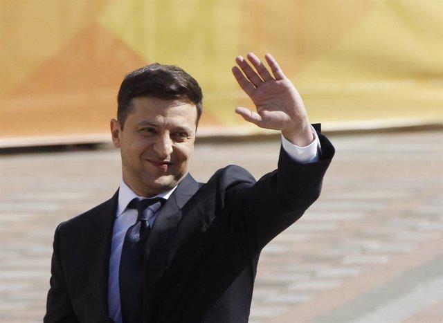 Ucrania.- El presidente de Ucrania rechaza la renuncia del primer ministro y le
