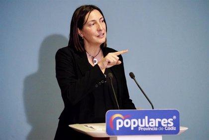 """López (PP-A): """"Ojalá el gobierno de Sánchez pueda presentar en un año elbalance que hace hoy el de Moreno"""""""