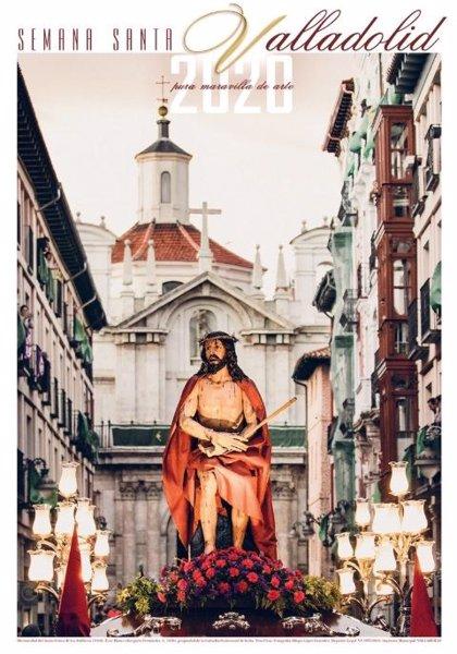 El Ecce Homo, imagen del cartel de Semana Santa y María Antonia Fernández, pregonera