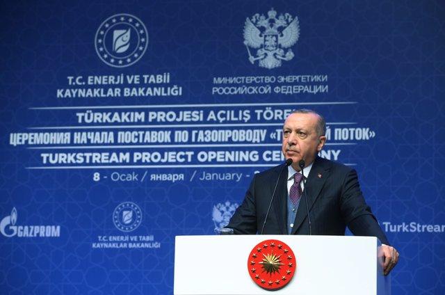 """Turquía.- Turquía deporta a otros cuatro """"combatientes terroristas"""" a Alemania"""
