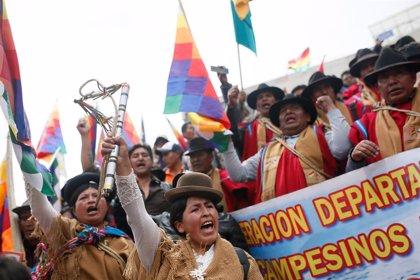 """La Defensoría del Pueblo de Bolivia muestra """"preocupación"""" por el """"patrullaje preventivo"""" por los actos del 22 de enero"""