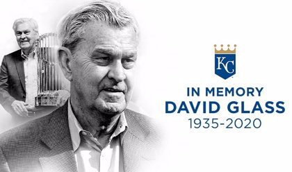 Muere con 84 años David Glass, propietario de los Kansas City Royals durante 20 temporadas
