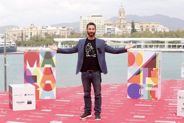 Festival de Cine de Málaga. Photocall película 'Los Japón'. El actor Dani Rovira.