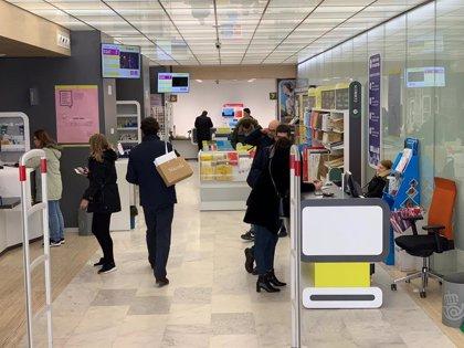 Casi 7.000 personas optan este domingo a las 158 plazas ofertadas por Correos en Euskadi