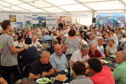 La Diputación de Huesca destina 240.000 euros a apoyar la tradición ferial de la provincia