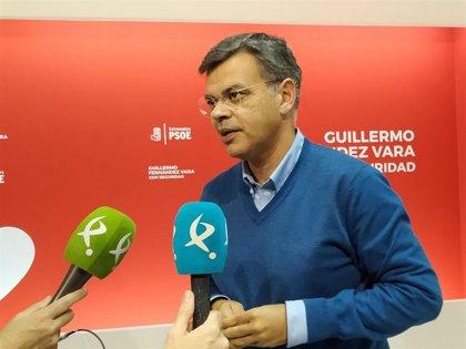 """El PSOE considera """"irresponsables"""" las críticas del PP al incendio de una ambulancia antes de conocer las causas"""