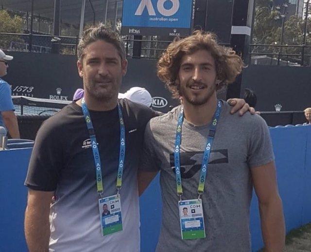 El tenista español Mario Vilella