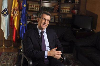 """Feijóo envía una carta a cada ministro para pedirles """"mantener el diálogo"""" y una """"cooperación leal"""" con la Xunta"""