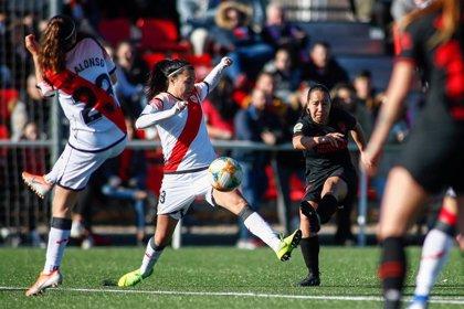 La RFEF tramita las ayudas al fútbol femenino y al fútbol sala femenino del Programa Universo Mujer II