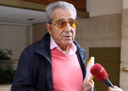 Andrés Pajares explica la ausencia de sus hijos en su boda con Juani Gil