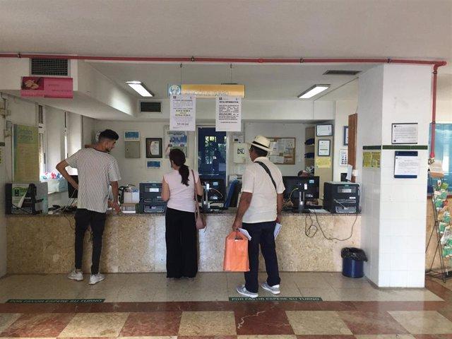 Centro de salud Virgen de la Cabeza de Andújar