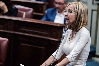 """Navarro critica que el Gobierno canario siga de """"celebración"""" seis meses después: """"Es hora de trabajar y de gestionar"""""""