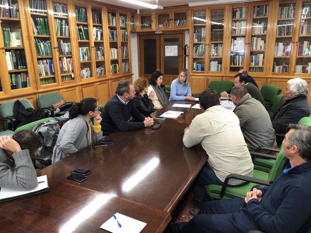 Cádiz.- PSOE recabará en el Parlamento de Andalucía apoyos al mantenimiento del