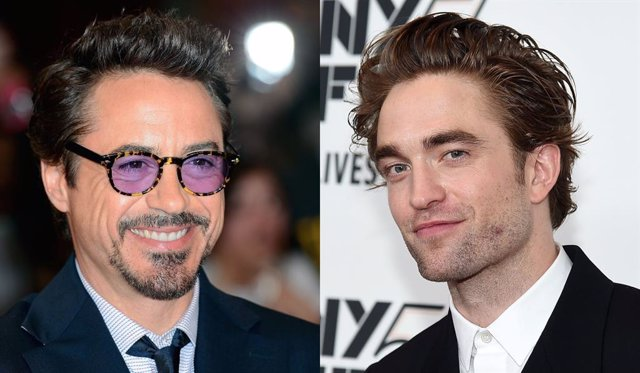 Robert Downey Jr. Y Robert Pattinson
