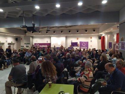 """Críticos defienden en Córdoba la marca Podemos frente al """"intento separatista"""" de la dirección con Adelante Andalucía"""
