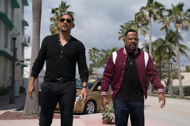 Will Smith y Martin Lawrence en Bad Boys for Life