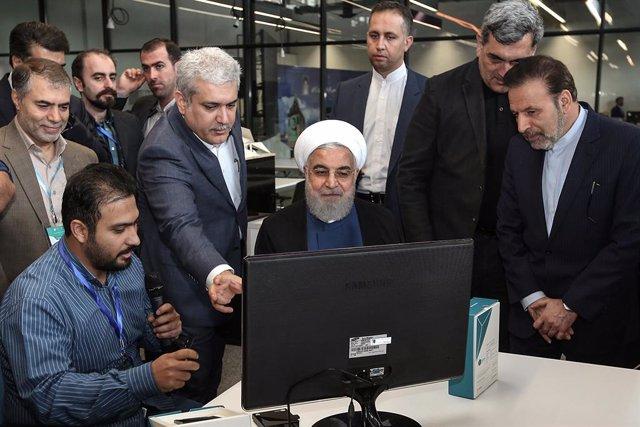 El president de l'Iran, Hassan Rouhani
