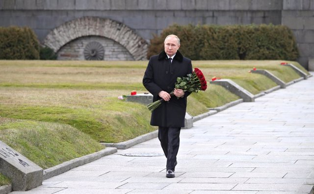 Vladímir Putin, president de Rússia