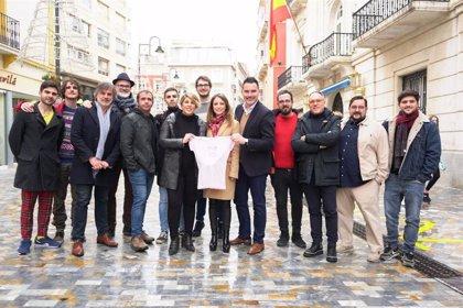 Andrea Levy y Arroyo preparan la colaboración de Cartagena y Madrid en la promoción de los artistas locales
