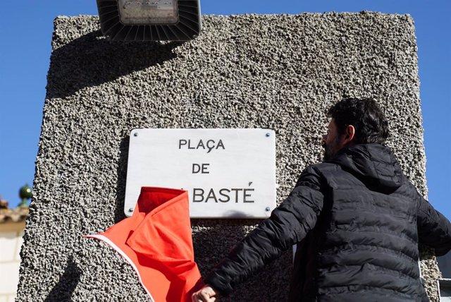 Inauguració de la plaça Can Basté de Nou Barris